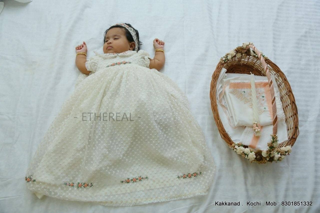b7bf726c9 Baptism Dress For Baby Girl In Kerala