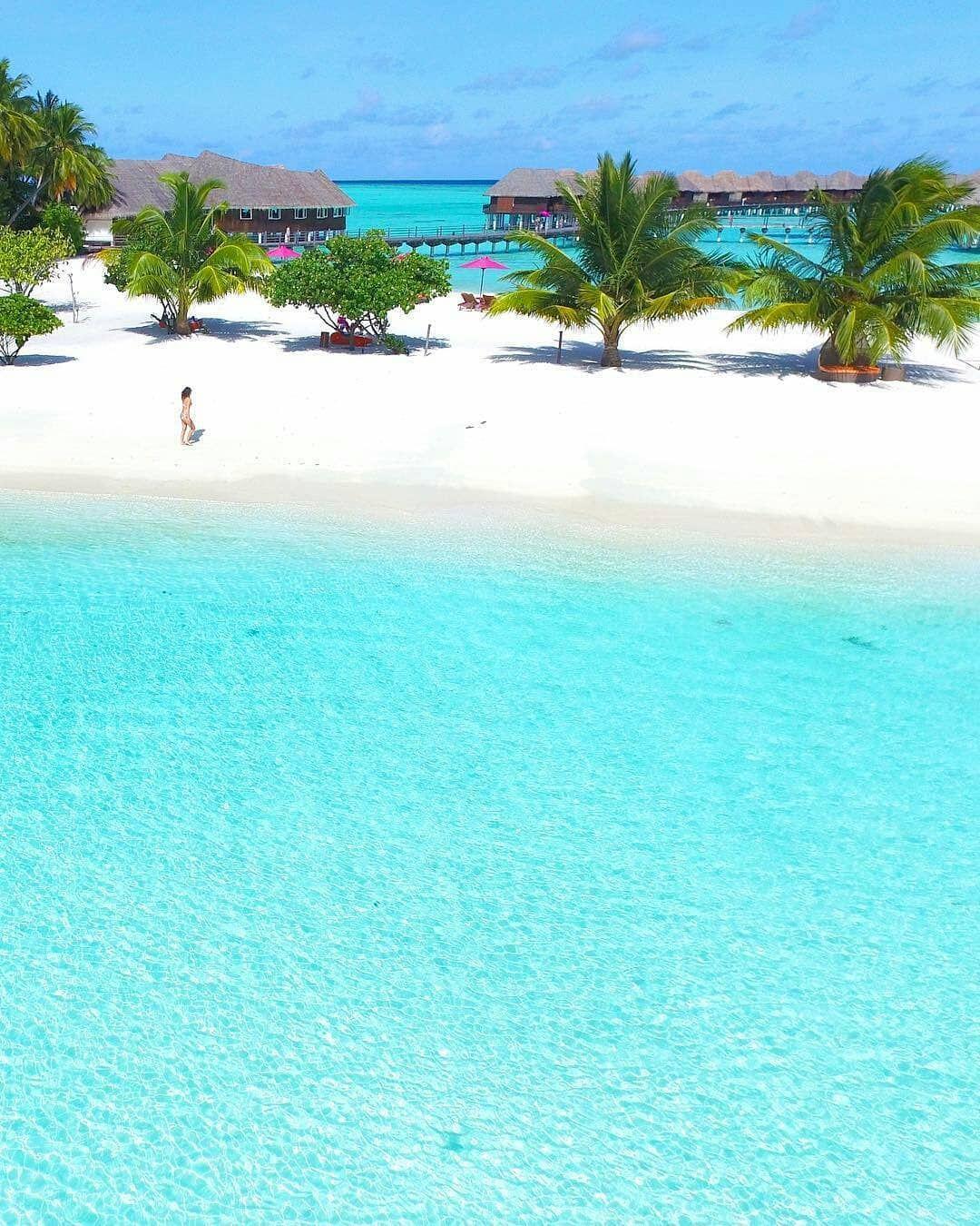 The Maldives Islands - Anantara Dhigu Maldives