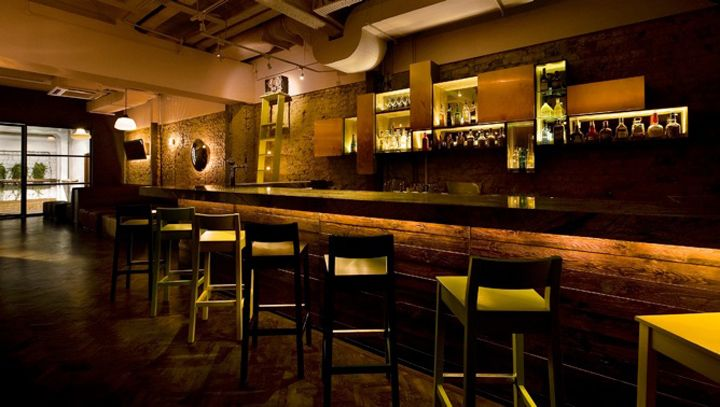 Rewind Bar U0026 Lounge By Takenouchi Webb, Singapore