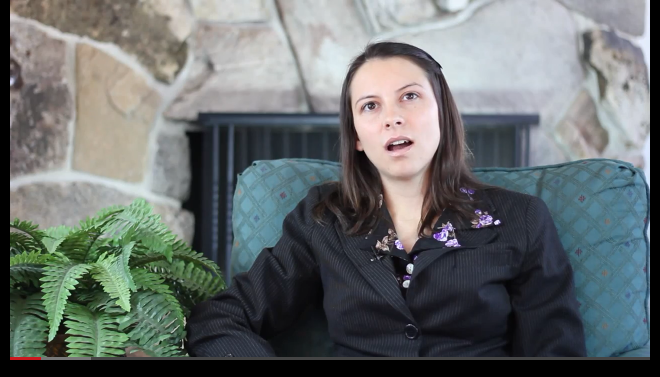 Video interview with Joy, a returned missionary who served in the Russia Saint Petersburg Mission.