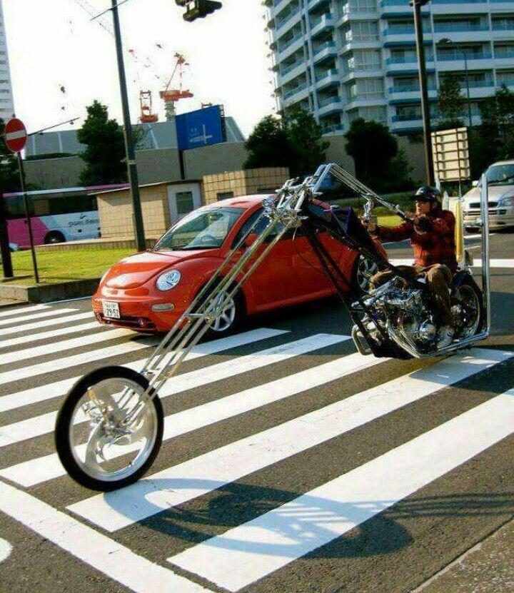 Trike Motorcycle, Motorcycle