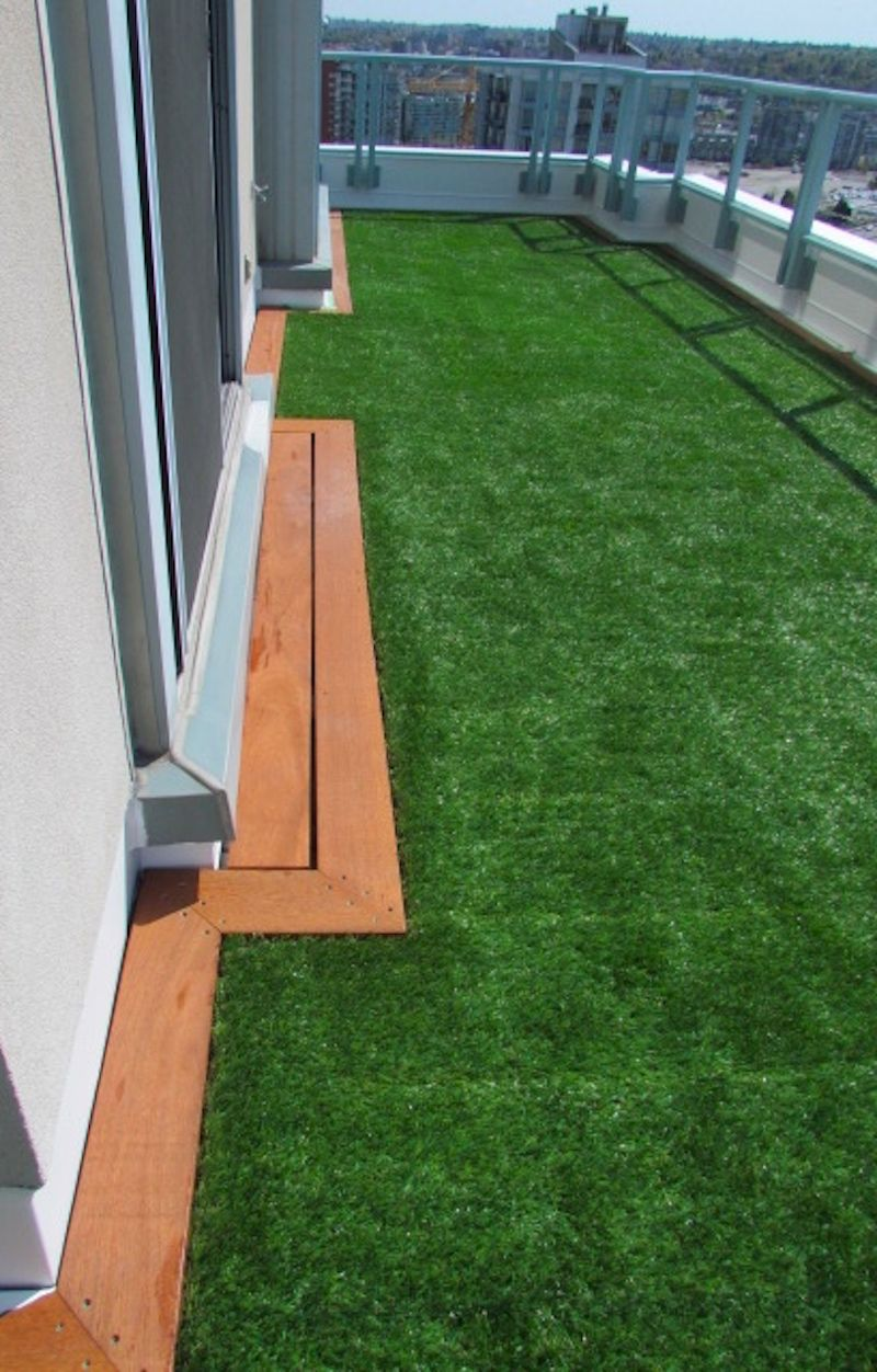 Turf Tiles Are Amazing Greenscape Design Decor Rooftop Terrace Design Apartment Balcony Garden Small Balcony Garden