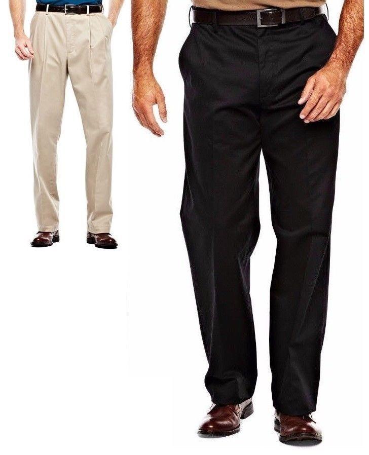 genuine comforter front fr flex flat mens s comfort men waist dn pants dickies