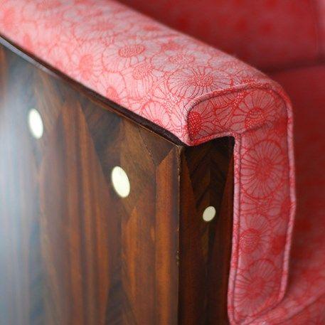 Art Deco Meubelstof.Amice Fauteuil Art Deco Furniture Art Deco Meubelen Art Deco