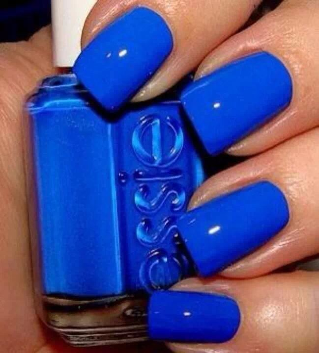 Best Blue Nail Polishes - Our Top 10 | Makeup, Nail nail and Hair makeup