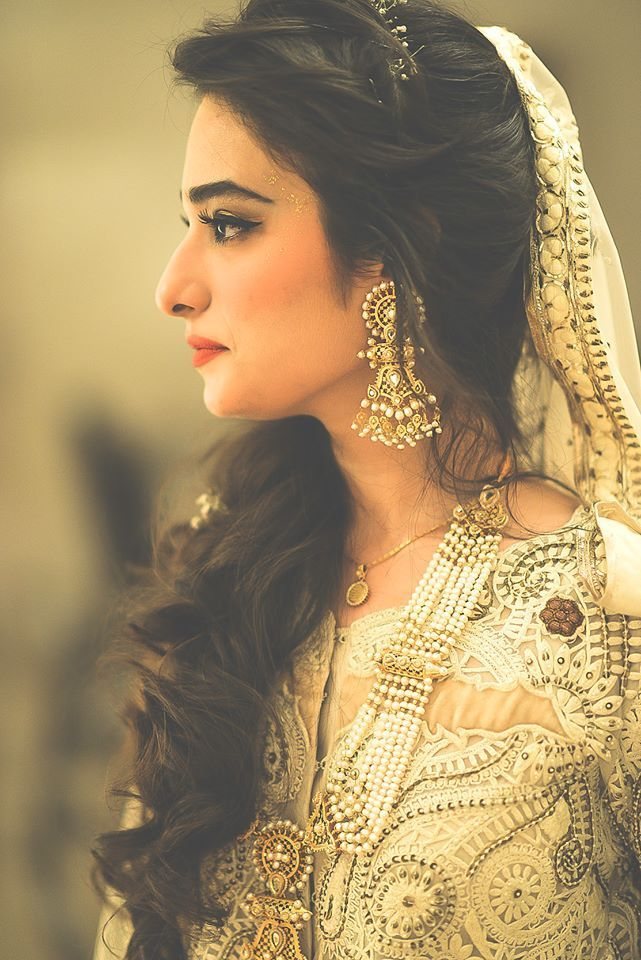 Latest Pakistani Bridal Wedding Hairstyles Trends 2020 2021 Collection Indian Bridal Indian Wedding Jewelry Bridal Elegance