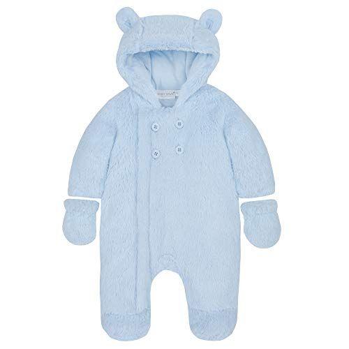 9eebe21de Love Chair – Metzuyan Unisex Baby Fluffy Pram Suit with Hood ...