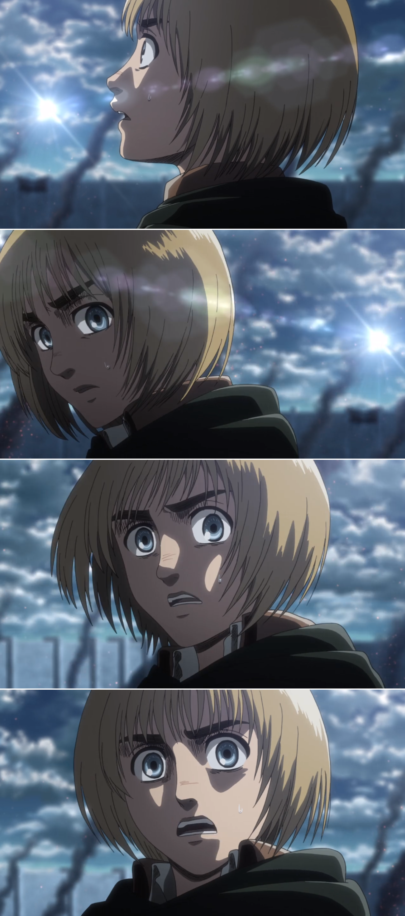 precious boy (With images) Attack on titan jean, Anime