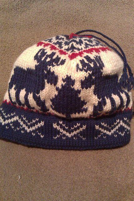48e3b5e8dfa Olympic hat Reindeer Hat