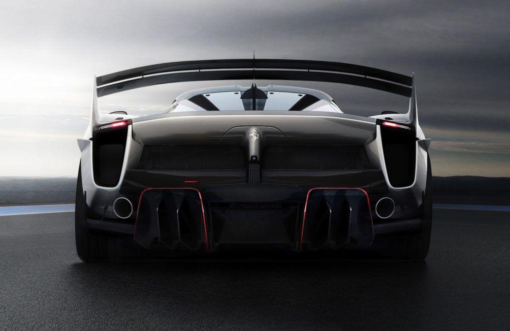 Ferrari FXX-K Evo: la più estrema di sempre - MotorAge New Generation