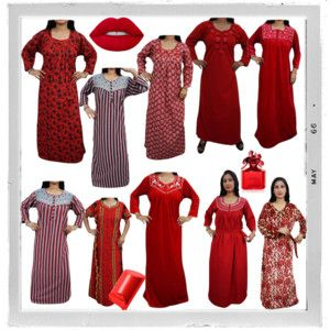 Indian Clothing Style  WOMEN S HOT RED NIGHT WEAR MAXI NIGHT GOWN http    fd9f70569