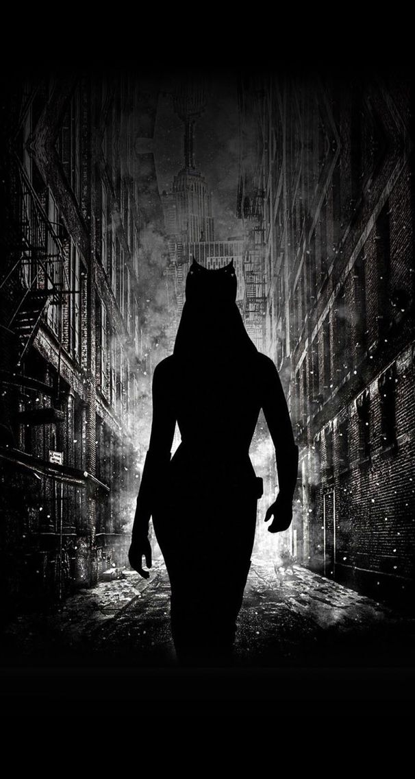 Very Cool Catwoman Wallpaper