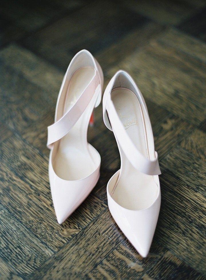 meilleures baskets c17a0 d8fe7 Escarpins blanc | WOMEN SHOES | Chaussure mariage ...