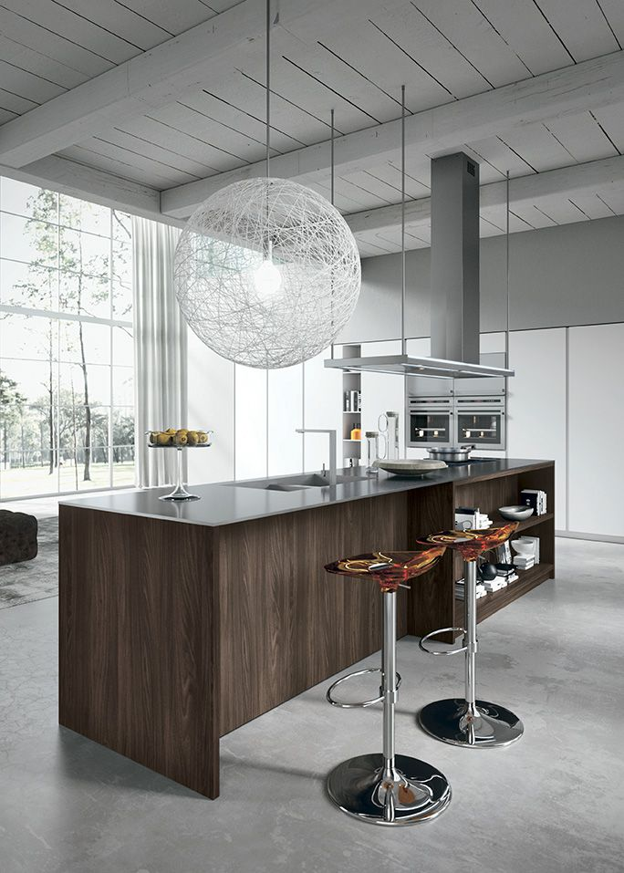 Exceptional 30° Edge Coffee Thermal Structure And 30° Edge White AK_02   Arrital Kitchen