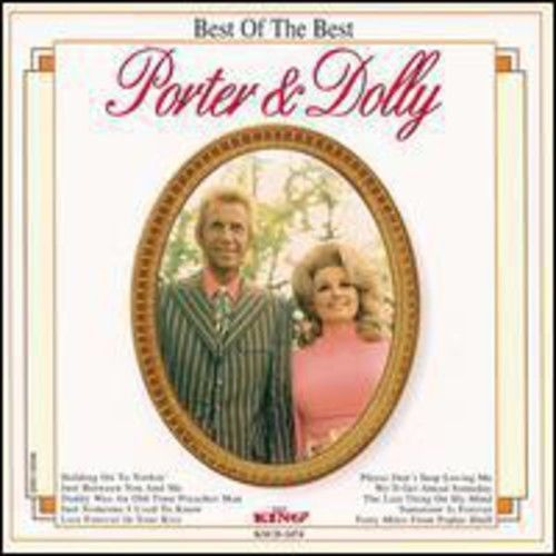 Dolly Parton  Best of the Best [New CD]