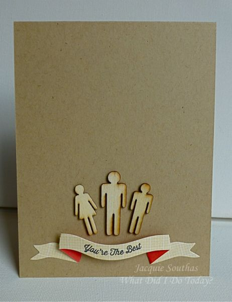 Father S Day By Jacquie J Cards And Paper Crafts At Splitcoaststampers Cards Paper Crafts Fathers Day