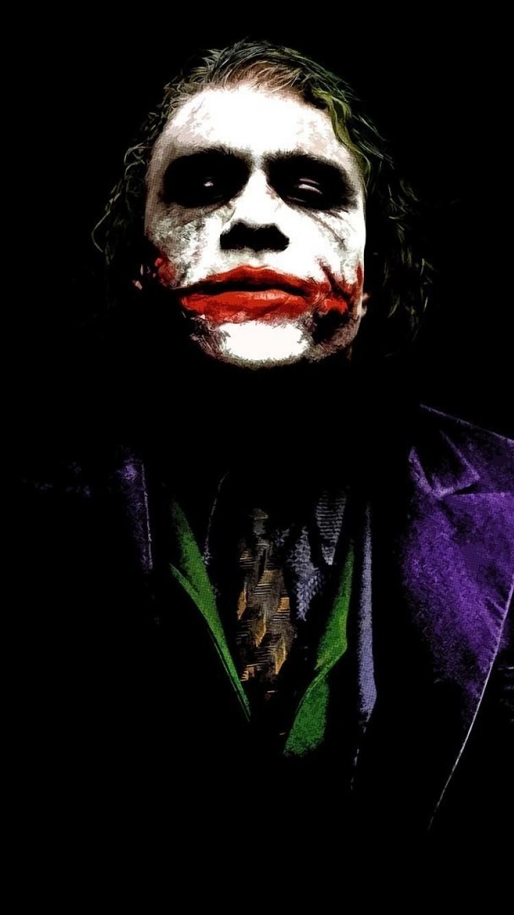 Dark Knight Joker Iphone 6 Wallpaper