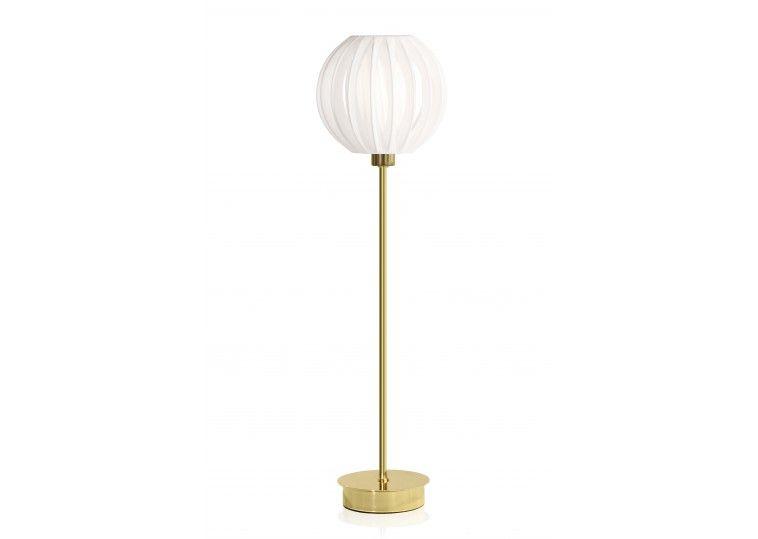 Globen Bordslampa PLASTBAND XL, mässing