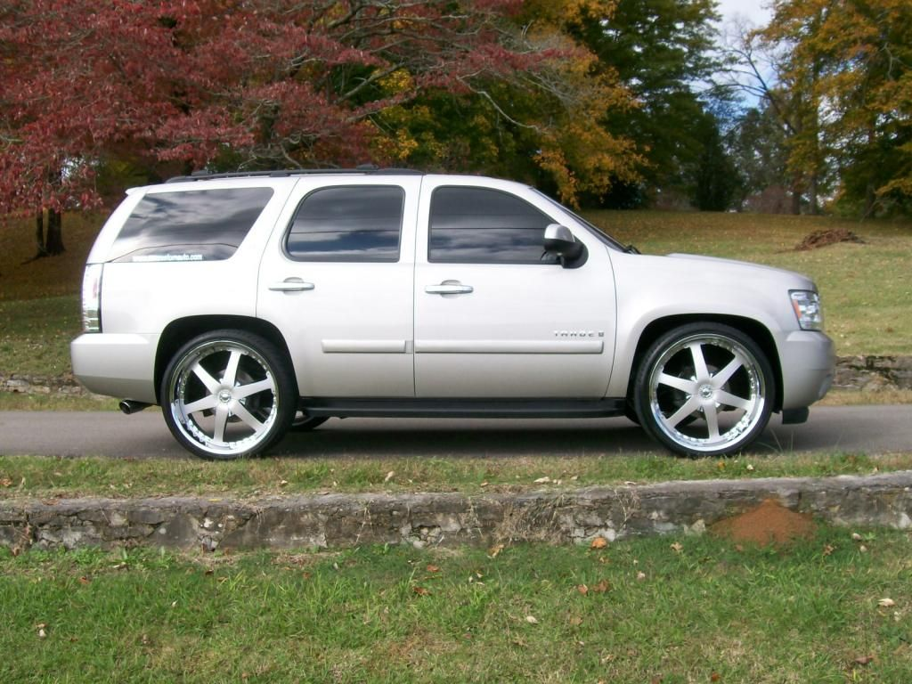 2007 chevy tahoe custom car release date reviews. Black Bedroom Furniture Sets. Home Design Ideas