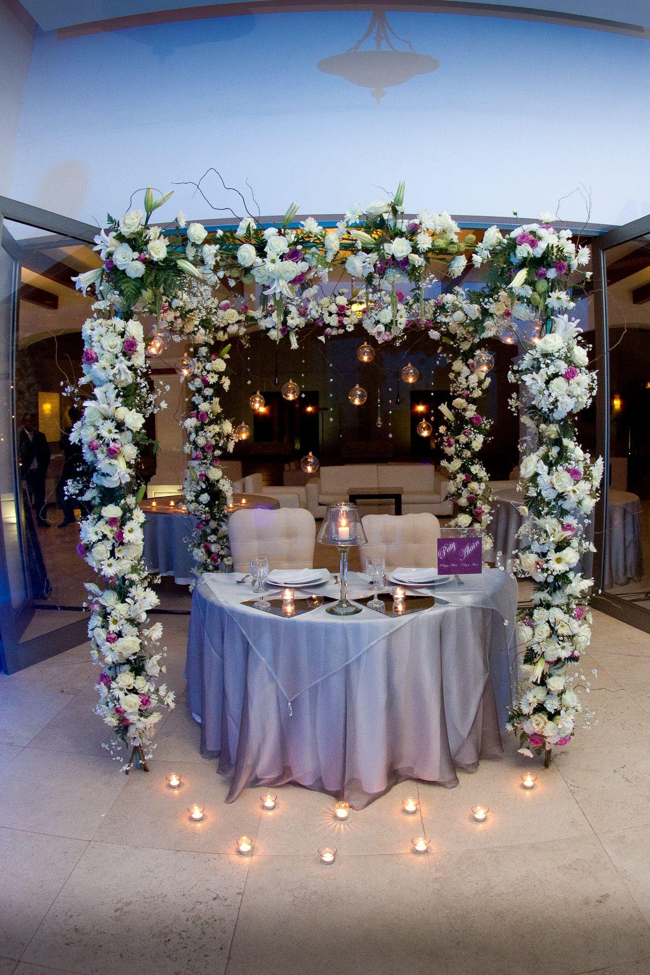 Dise o de mesa de novios loto florister a tepic wedding for Mesas de diseno para salon