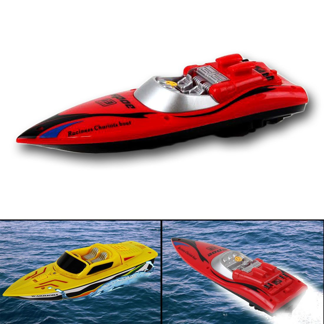 Kids Battery Operated 10 Inch Water Boat Toy Toddlers Toy Boat Party ...