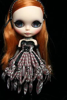 Rabbit dress by Momolita
