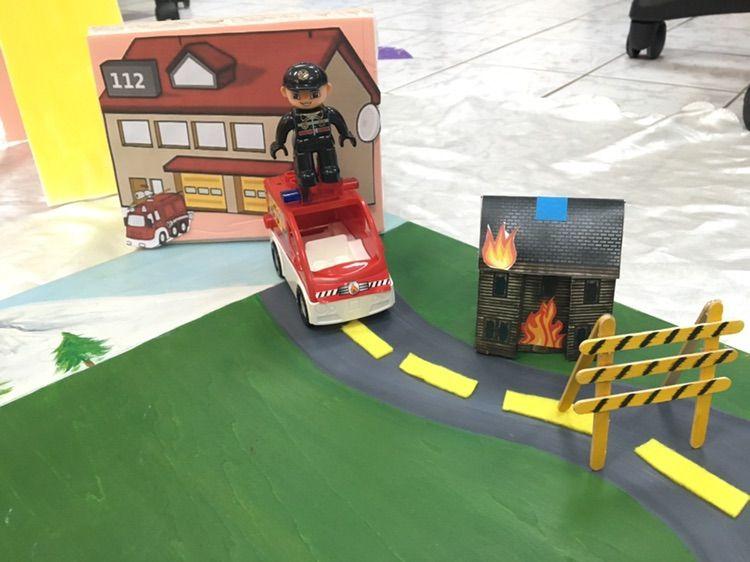 مبنى الدفاع المدني Preschool Crafts Fun Fun Slide