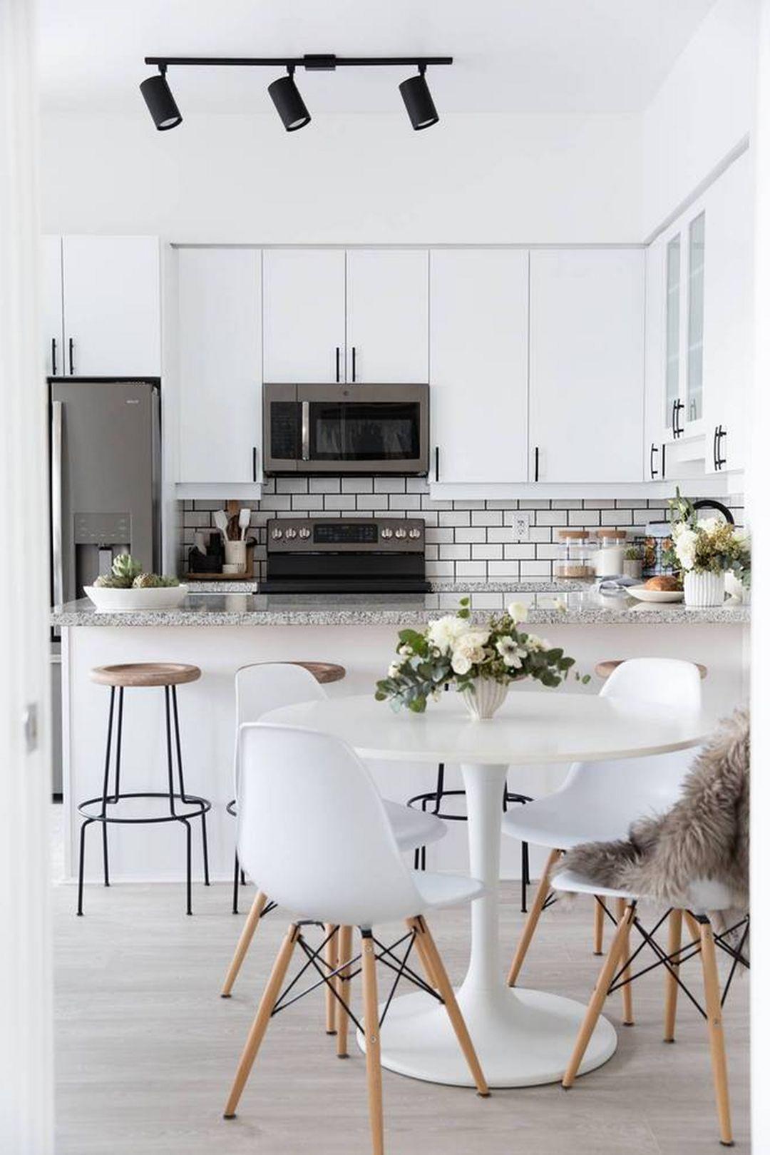 Top 65+ Amazing Small Modern Kitchen Design Ideas https ...