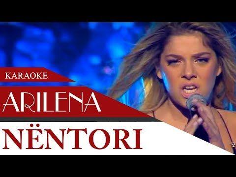 Nentori Arilena Ara Karaoke Version Instrumental Karaoke Lyrics Cubase