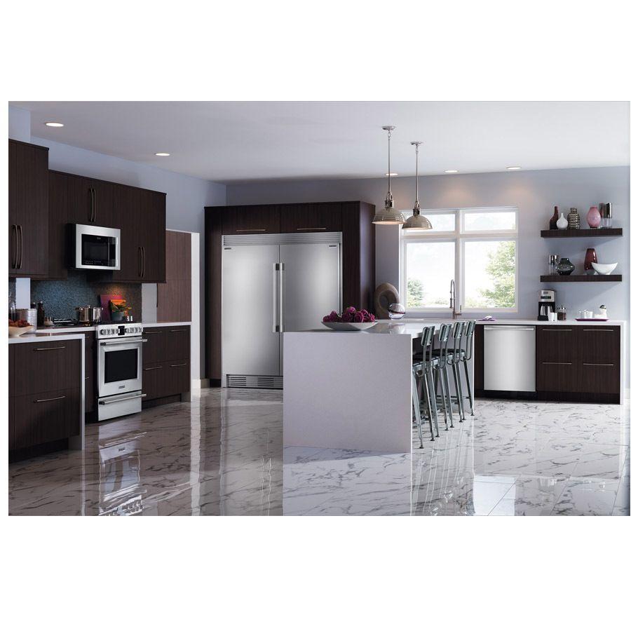 Shop Frigidaire Professional 18.58-cu ft Freezerless Refrigerator ...