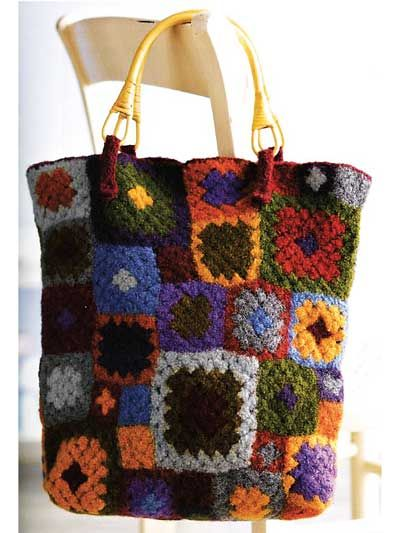 Easy Crochet Accessories Crochet Bags Pinterest Crochet