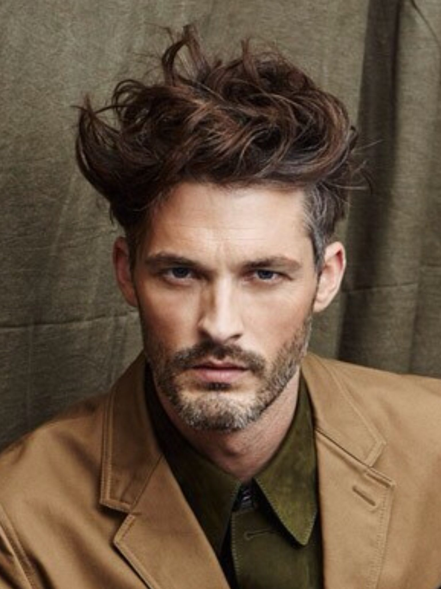 Hair menus wear fashion for men mode homme menus fashion