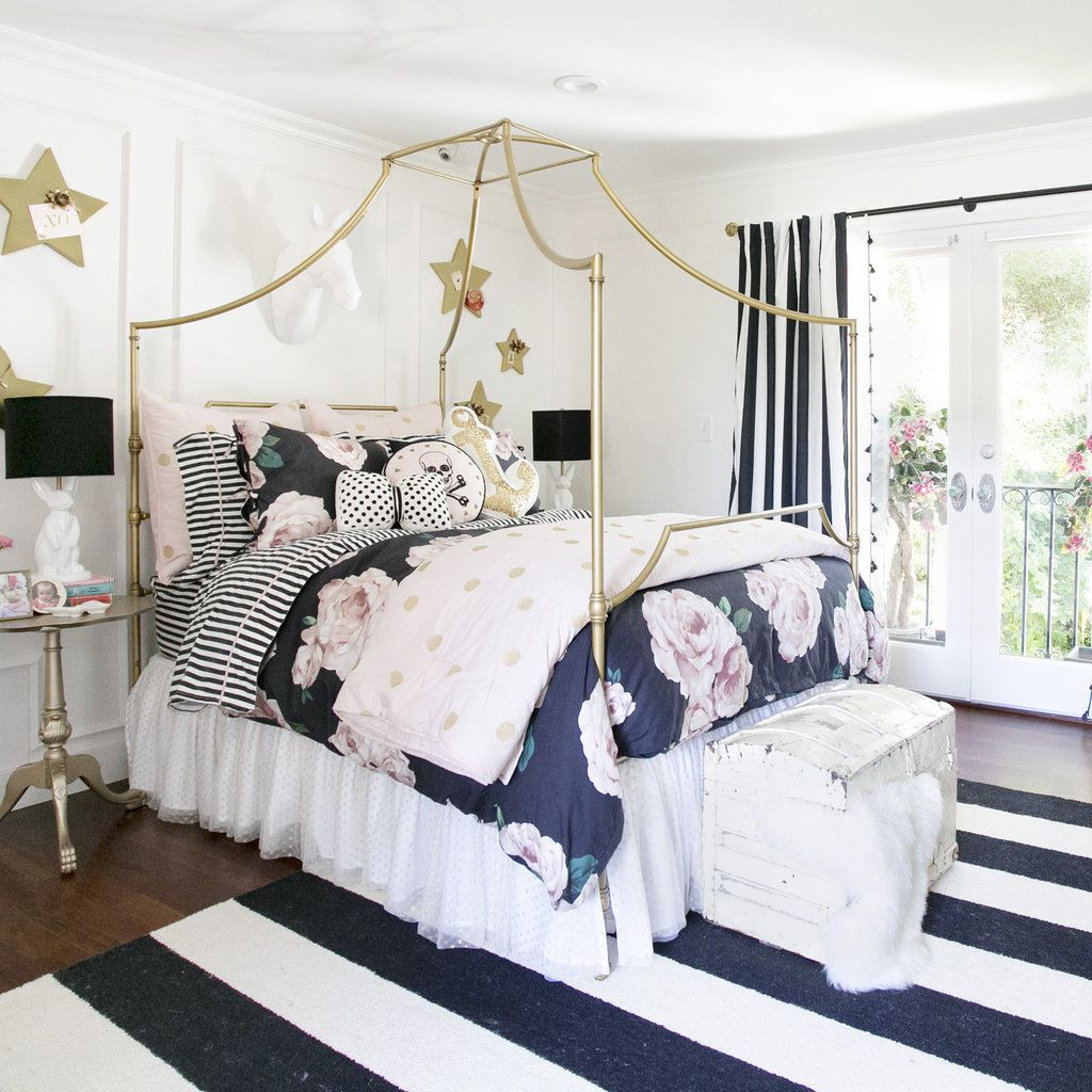 Bedroom Designs For Women These Photos Prove Jessica Alba's Daughters Have Better Bedrooms