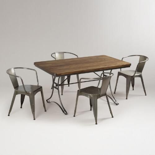One Of My Favorite Discoveries At WorldMarketcom Jackson Dining - World market industrial table
