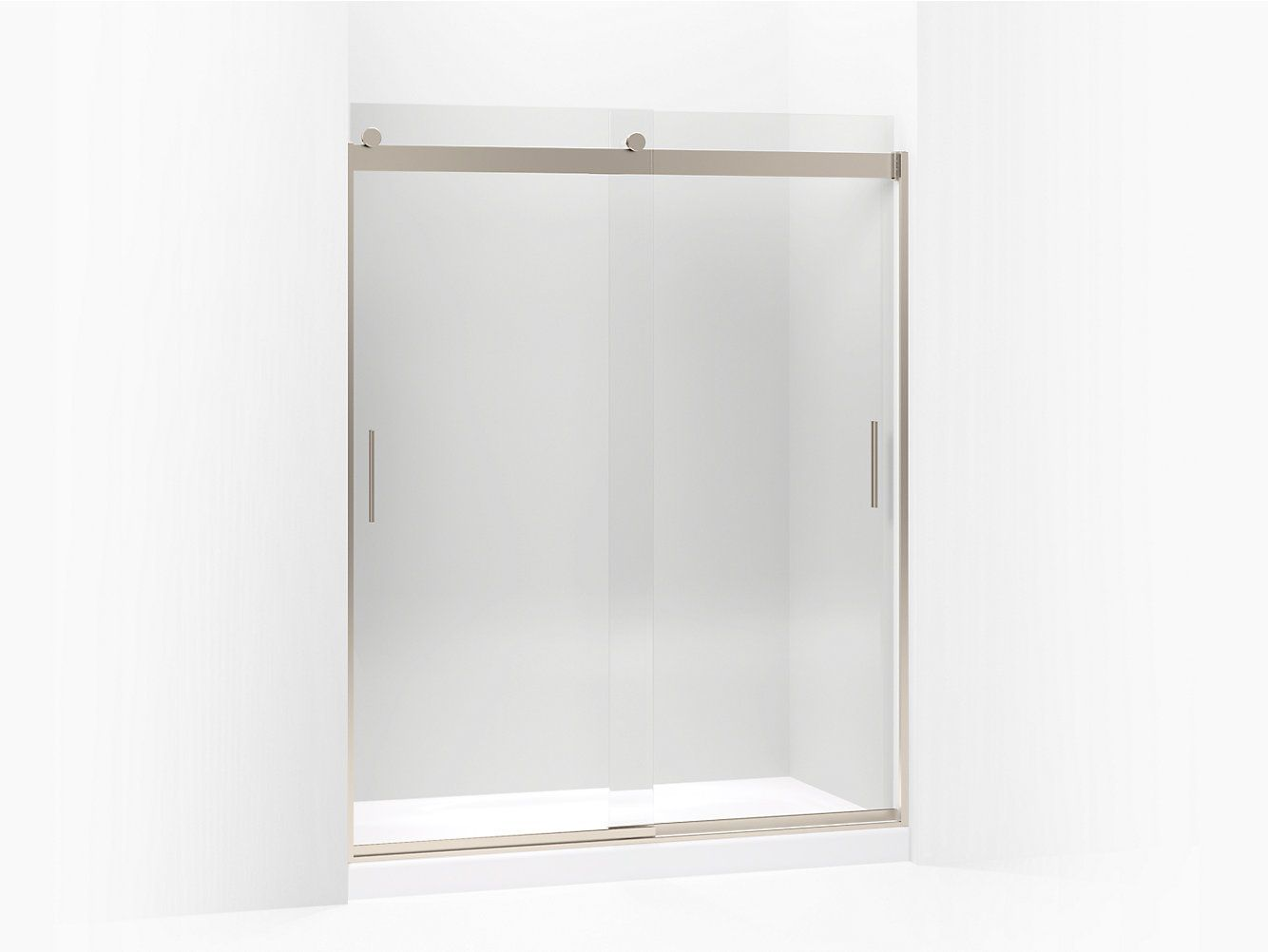 K 706009 L With Images Frameless Sliding Shower Doors Shower