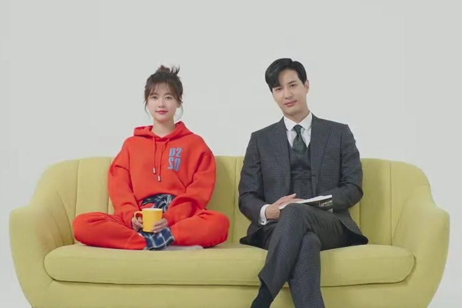 Watch: Jung So Min And Kim Ji Suk Introduce Their Contrasting Homes In New Drama Teaser