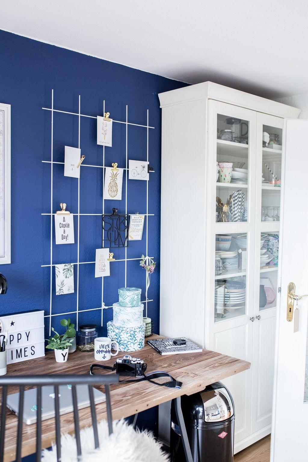 Wohnen auf dem Lande 180 qm im Grünen Blue walls, Home