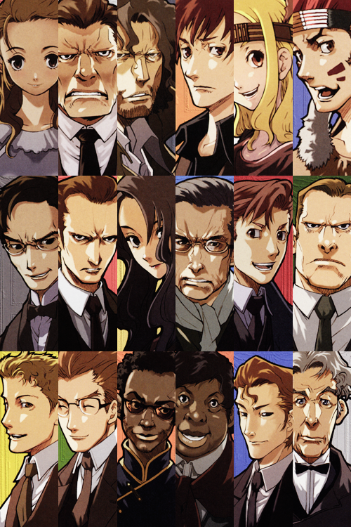 Baccano Characters Baccano Pinterest Anime, Durarara