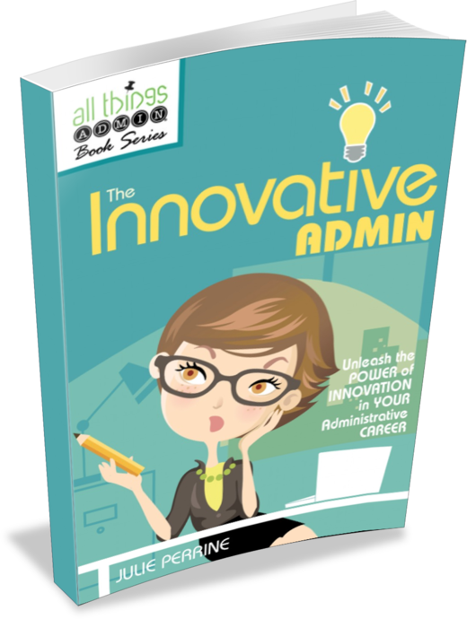 The Innovative Admin By Julie Perrine  Download Your Free