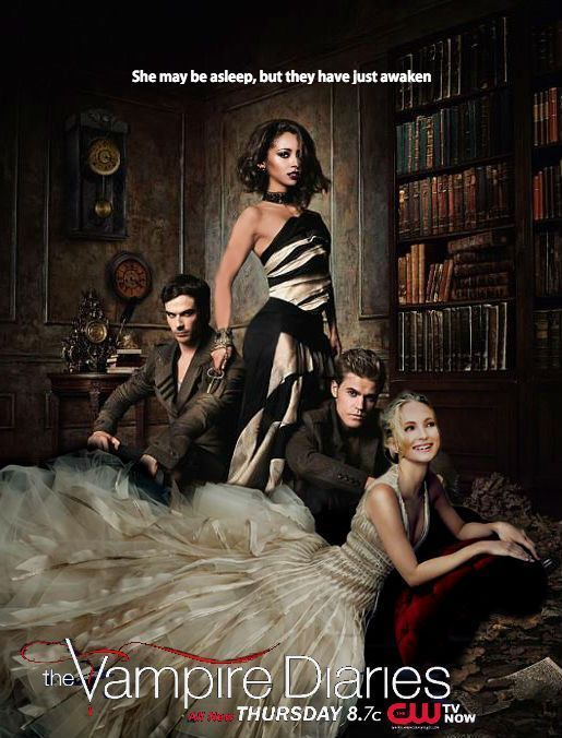 7. Staffel Vampire Diaries
