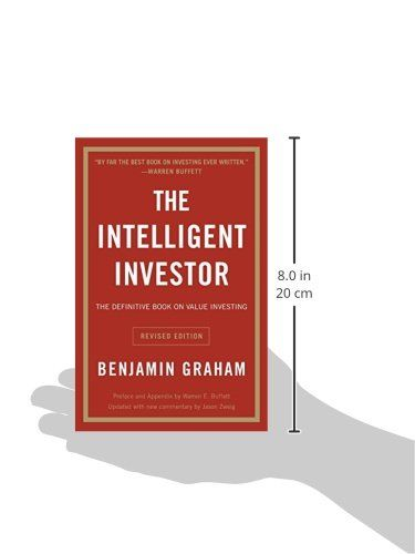 The Intelligent Investor The Definitive Book On Value Investing