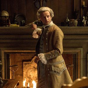 """Outlander' Q&A: Andrew Gower On Playing Bonnie Prince Charlie  Read more at https://www.accesshollywood.com/articles/outlander-q-andrew-gower-playing-bonnie-prince-charlie/#7Spddz4vPTLTp7RA.99 - Before the devastating ending in Saturday night's """"Best Laid Schemes"""" episode of """"Outlander,"""" the Frasers scored a small victory in their fight to stop Bonnie Prince Charlie from getting closer to ..."""