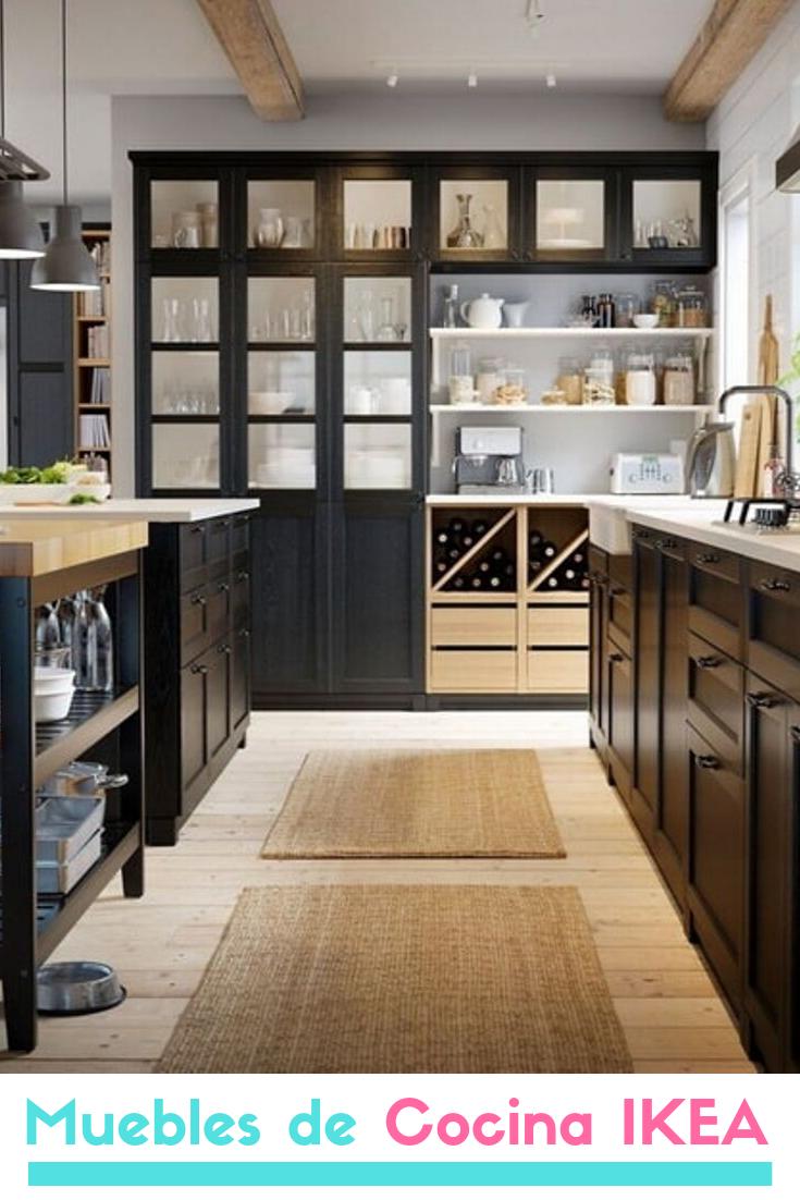 Muebles de cocina Ikea | Muebles de cocina ikea, Cocina ikea ...