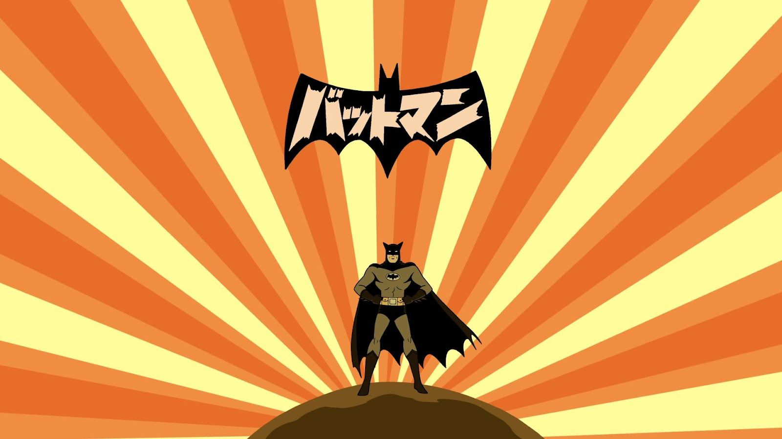 The Manga Inspired Episode Of Batman Brave And The Bold