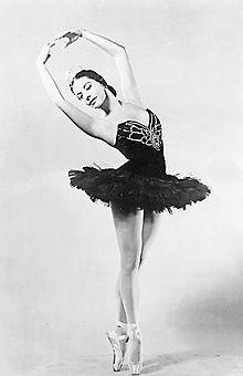 Alicia Alonso 1955.