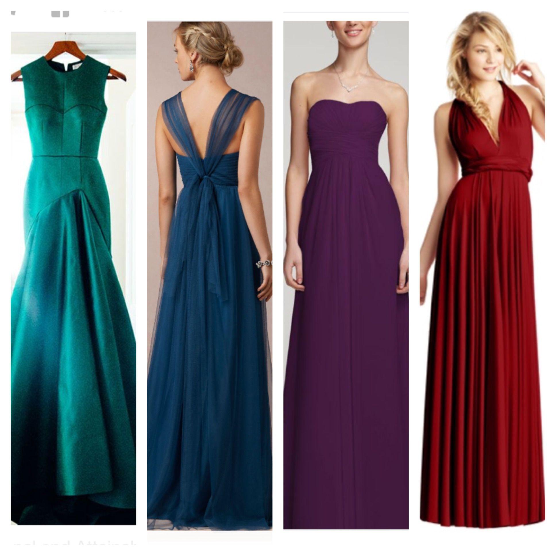 Full length bridesmaid dress colors emerald lapis lazuli plum full length bridesmaid dress colors emerald lapis lazuli plum ombrellifo Images