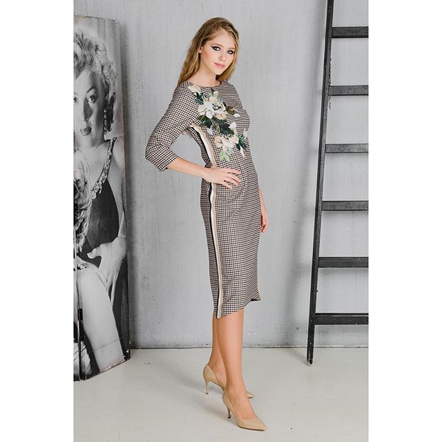 f6e94fc90ae3c Дизайнерская женская одежда (@yuko_style) • Фото и видео в Instagram ...