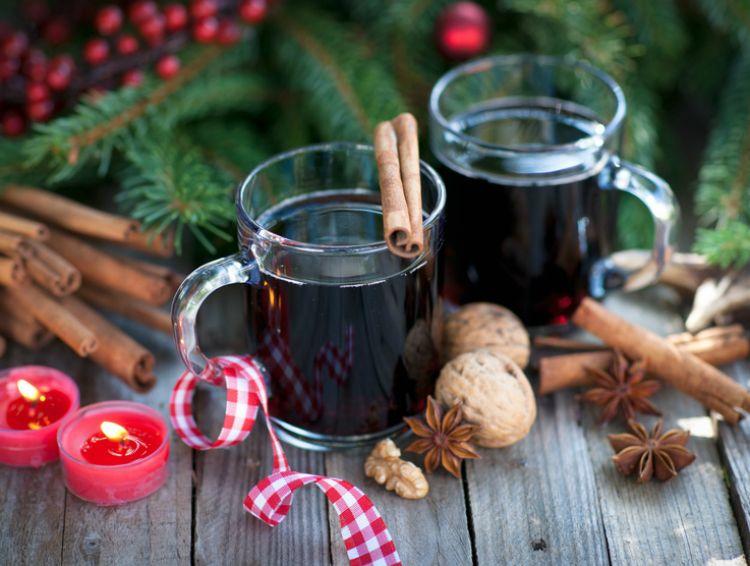 Weihnachtsgeschenke aus der Küche - Glühwein selber machen ...