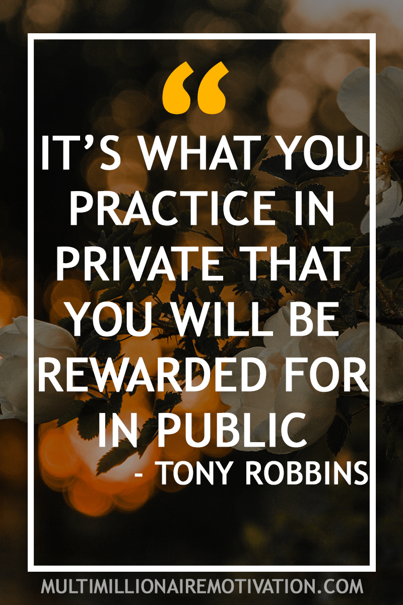31 Tony Robbins Quotes For Success Tony Robbins Quotes Business