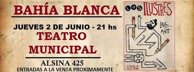 La Música Del Garage: Liniers & Montt  Stand Up Ilustrado
